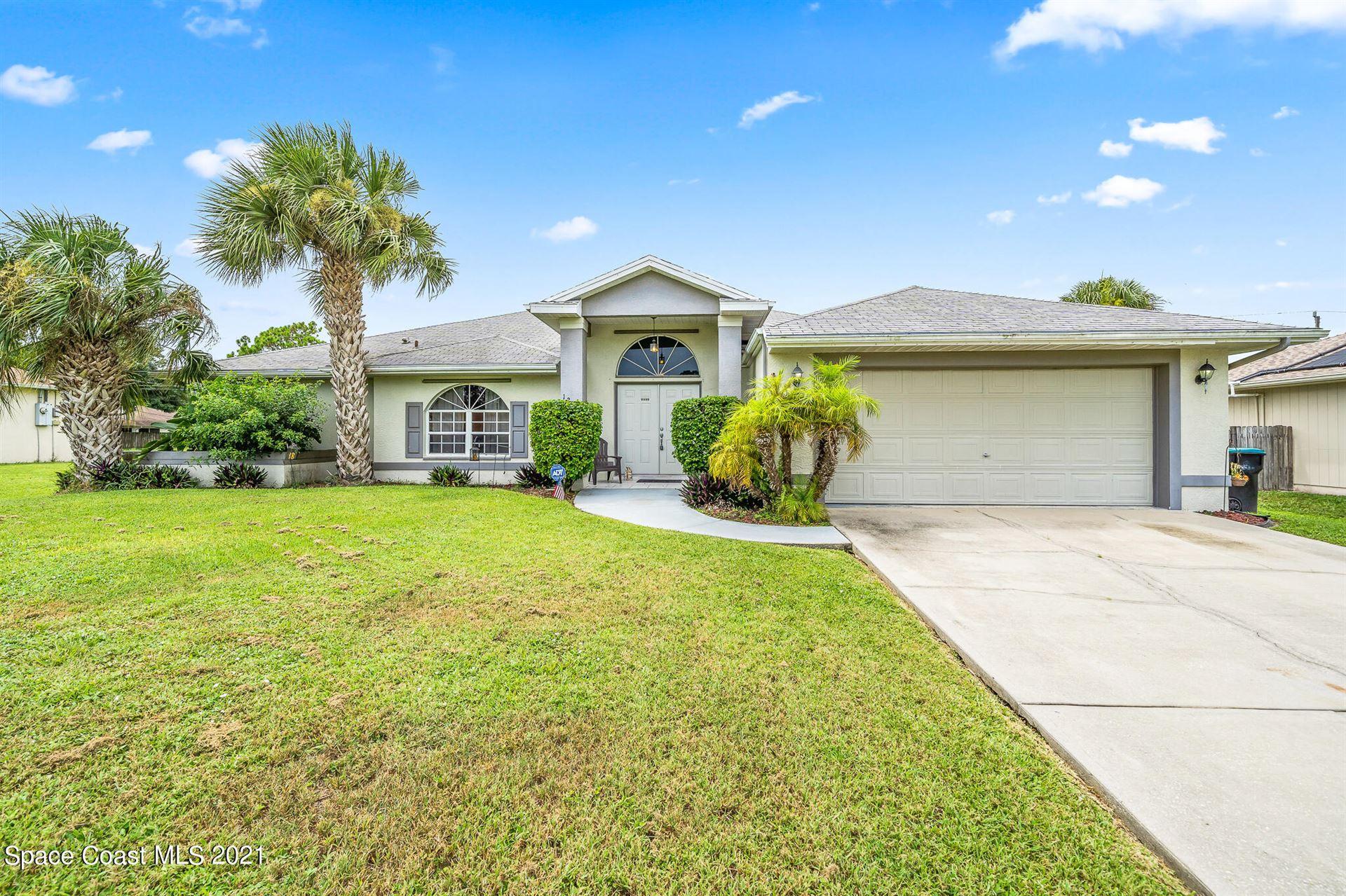 1278 Ashboro Circle, Palm Bay, FL 32909 - #: 914449