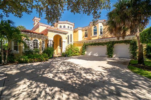 Photo of 40 Camellia Terrace, Indian Harbour Beach, FL 32937 (MLS # 883450)