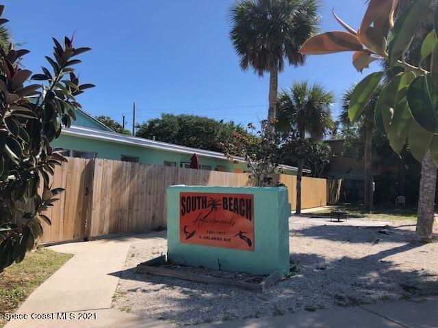 Photo for 1561 S Orlando Avenue #1, Cocoa Beach, FL 32931 (MLS # 901450)