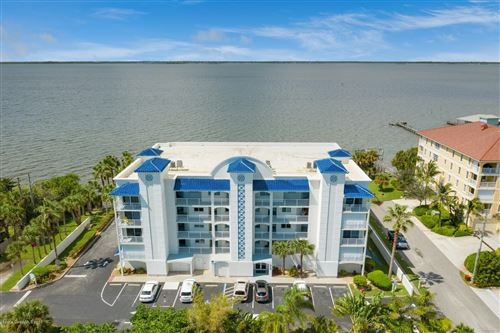 Photo of 210 24th Street #502, Cocoa Beach, FL 32931 (MLS # 893451)
