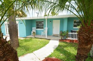 Photo of 224 Coral Drive, Cape Canaveral, FL 32920 (MLS # 850452)