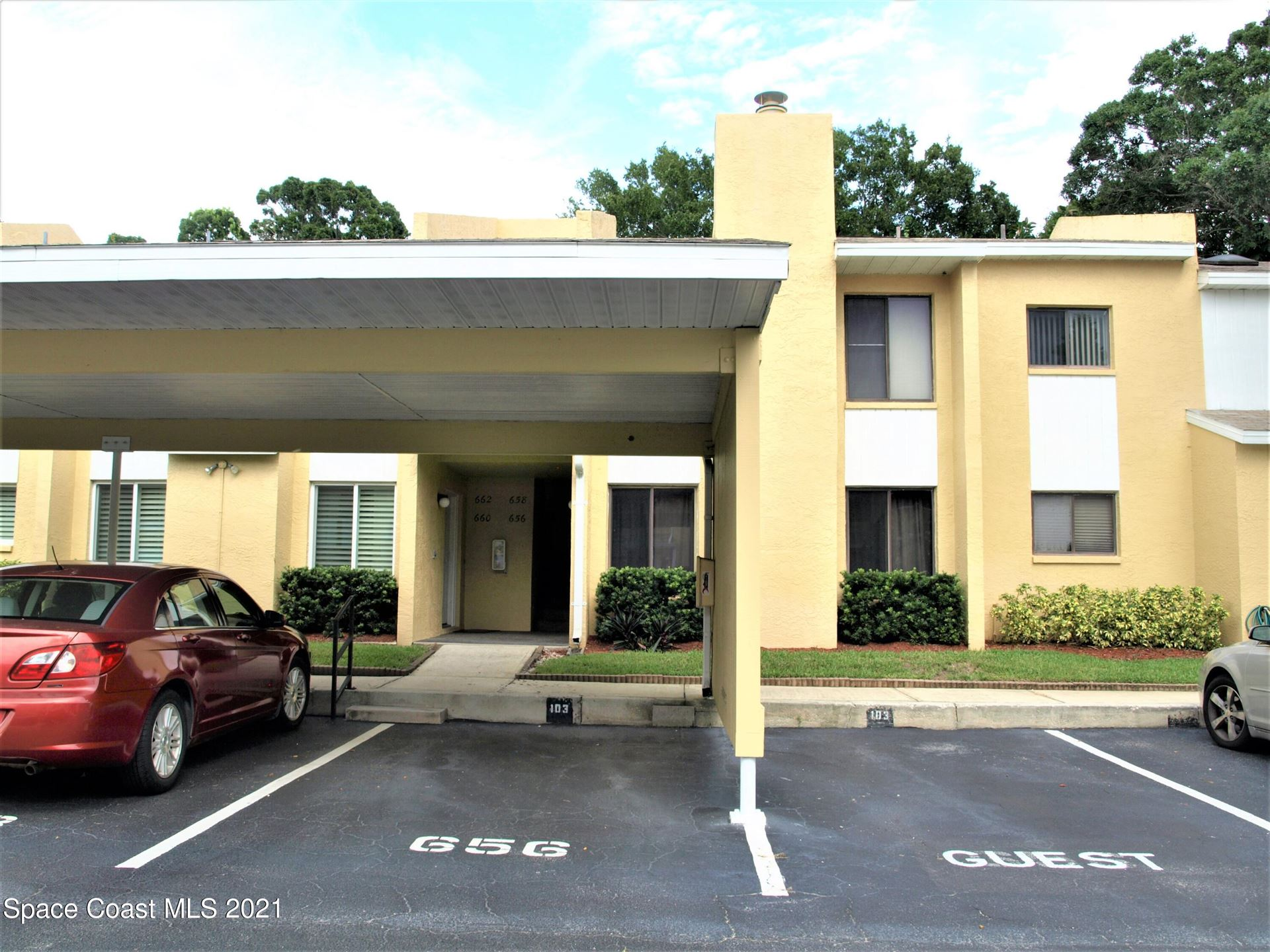 656 Cedar Side Circle #103, Palm Bay, FL 32905 - #: 916452