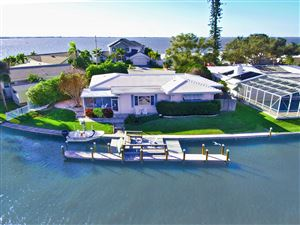 Photo of 451 Brightwaters Drive, Cocoa Beach, FL 32931 (MLS # 834453)