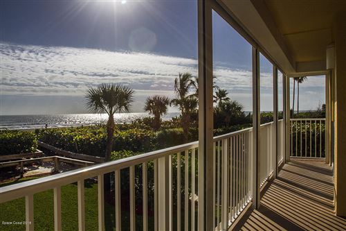 Photo of 624 Monroe Avenue #201, Cape Canaveral, FL 32920 (MLS # 830454)