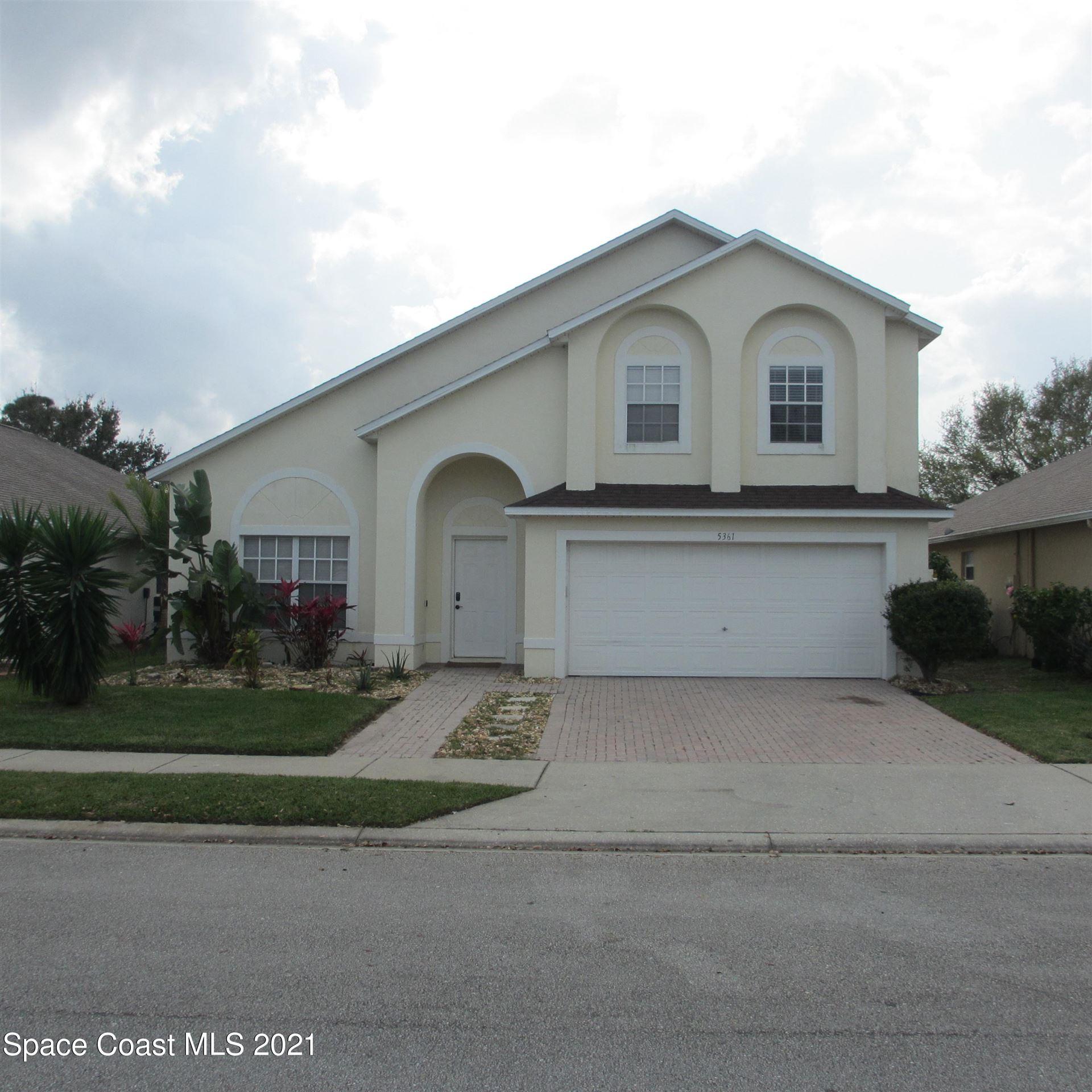 5361 Somerville Drive, Rockledge, FL 32955 - #: 898458