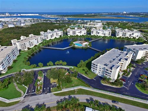Photo of 8911 Lake Drive #505, Cape Canaveral, FL 32920 (MLS # 881461)
