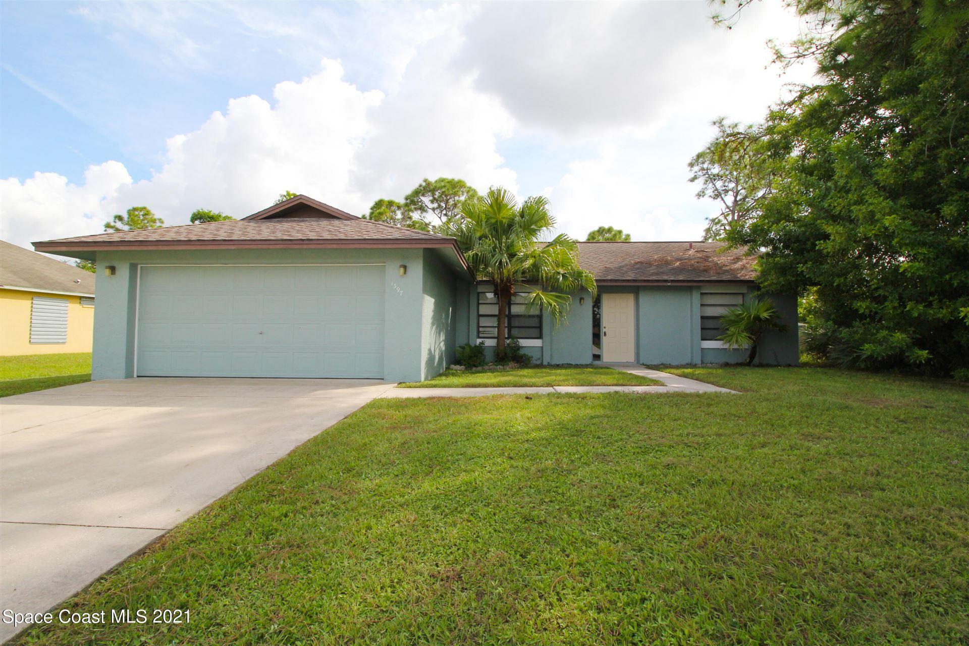 1397 Giralda Circle, Palm Bay, FL 32907 - #: 917461