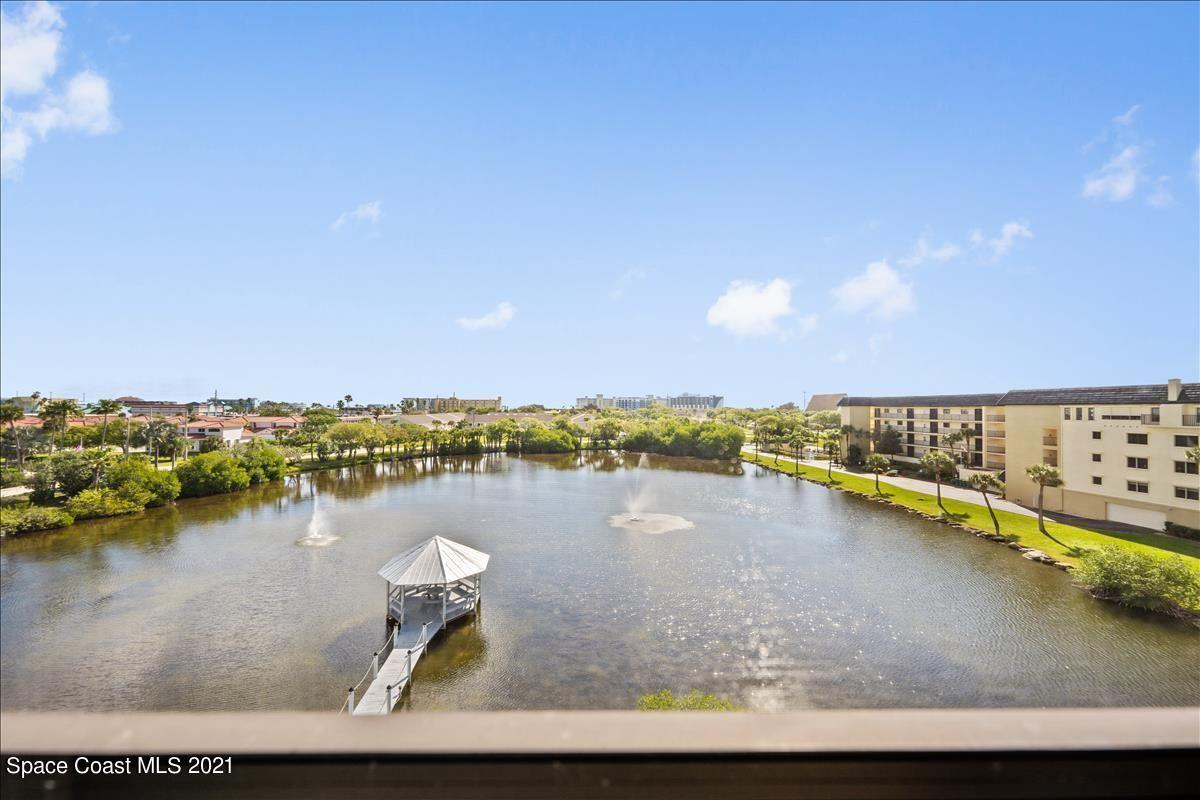3613 S Banana River Boulevard #D-507, Cocoa Beach, FL 32931 - #: 899464