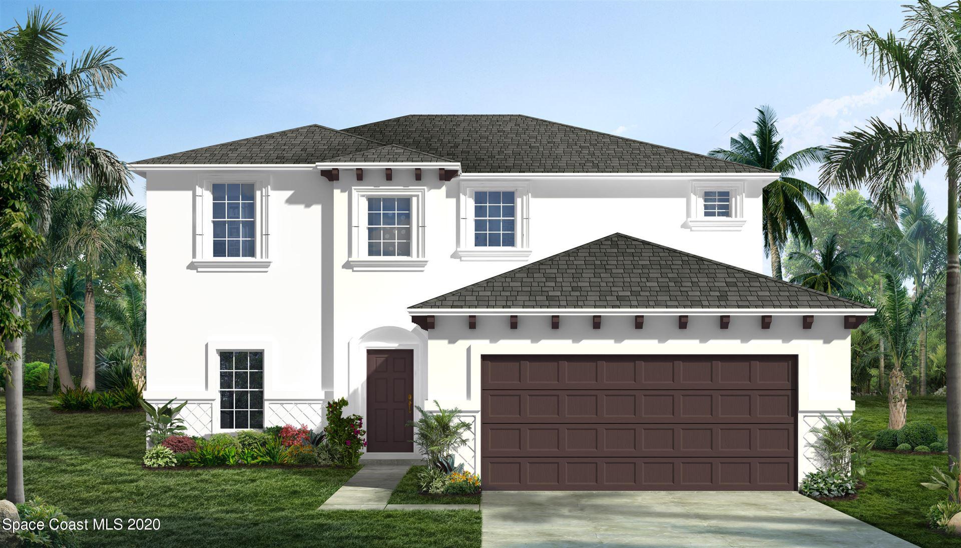 955 Corbin Circle, Palm Bay, FL 32908 - #: 895468