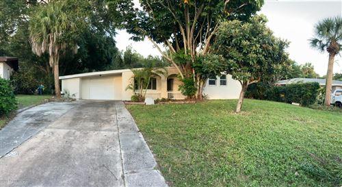 Photo of 34 Scott Lane, Rockledge, FL 32955 (MLS # 891470)