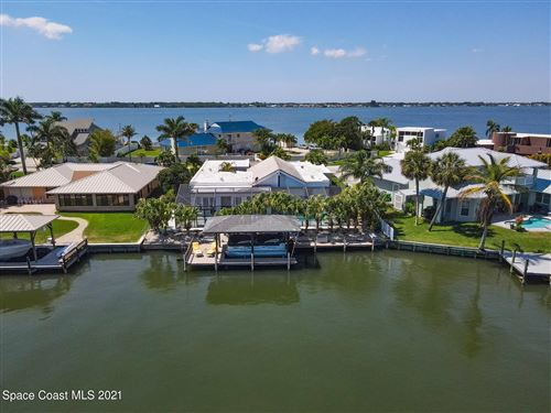 Photo of 61 Country Club Road, Cocoa Beach, FL 32931 (MLS # 900473)