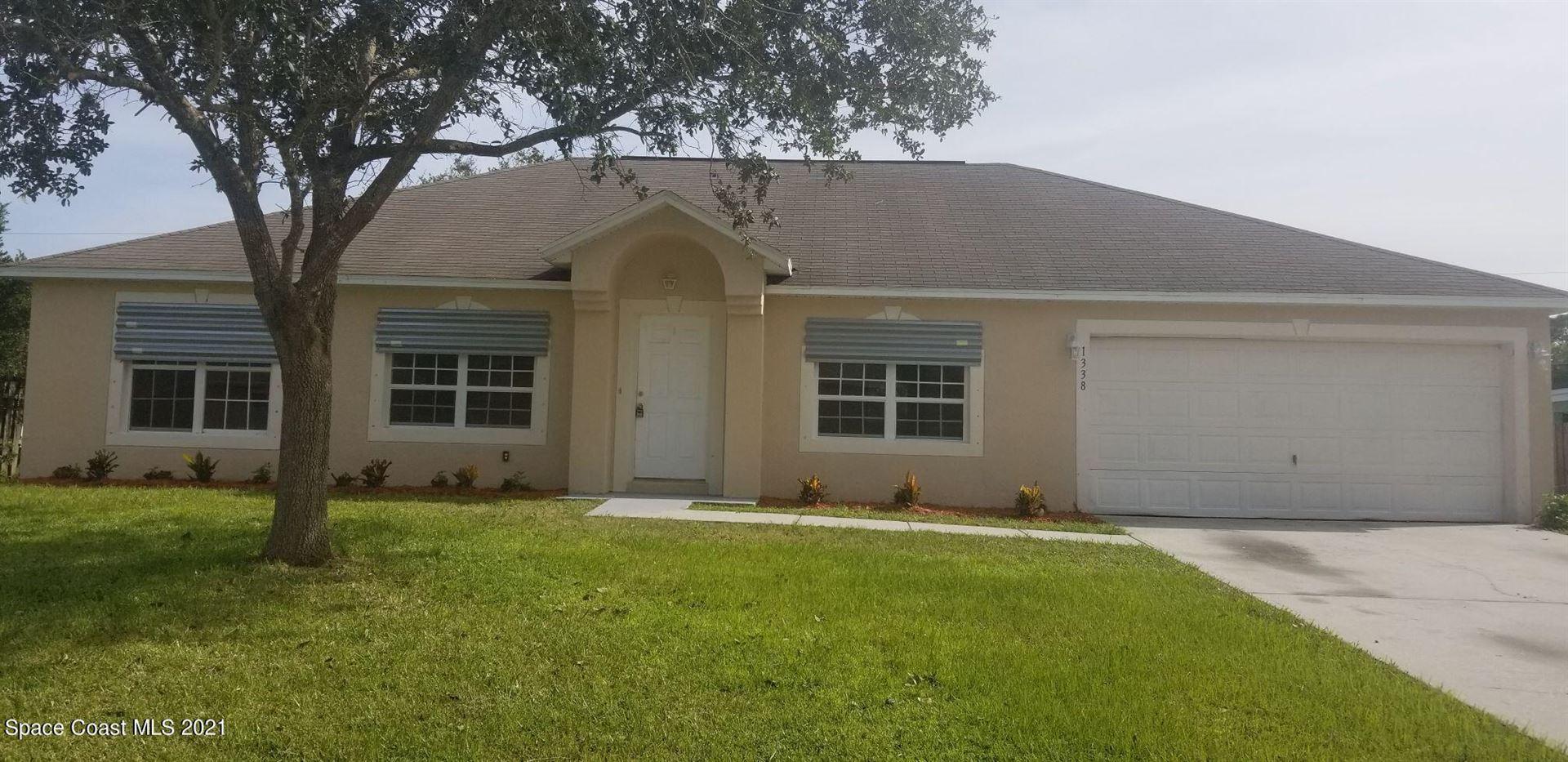 1338 Pakenham Street, Palm Bay, FL 32907 - #: 914473