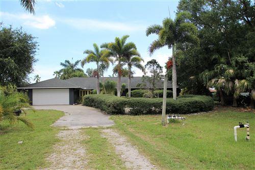 Photo of 1175 Marie Street, Malabar, FL 32950 (MLS # 882474)