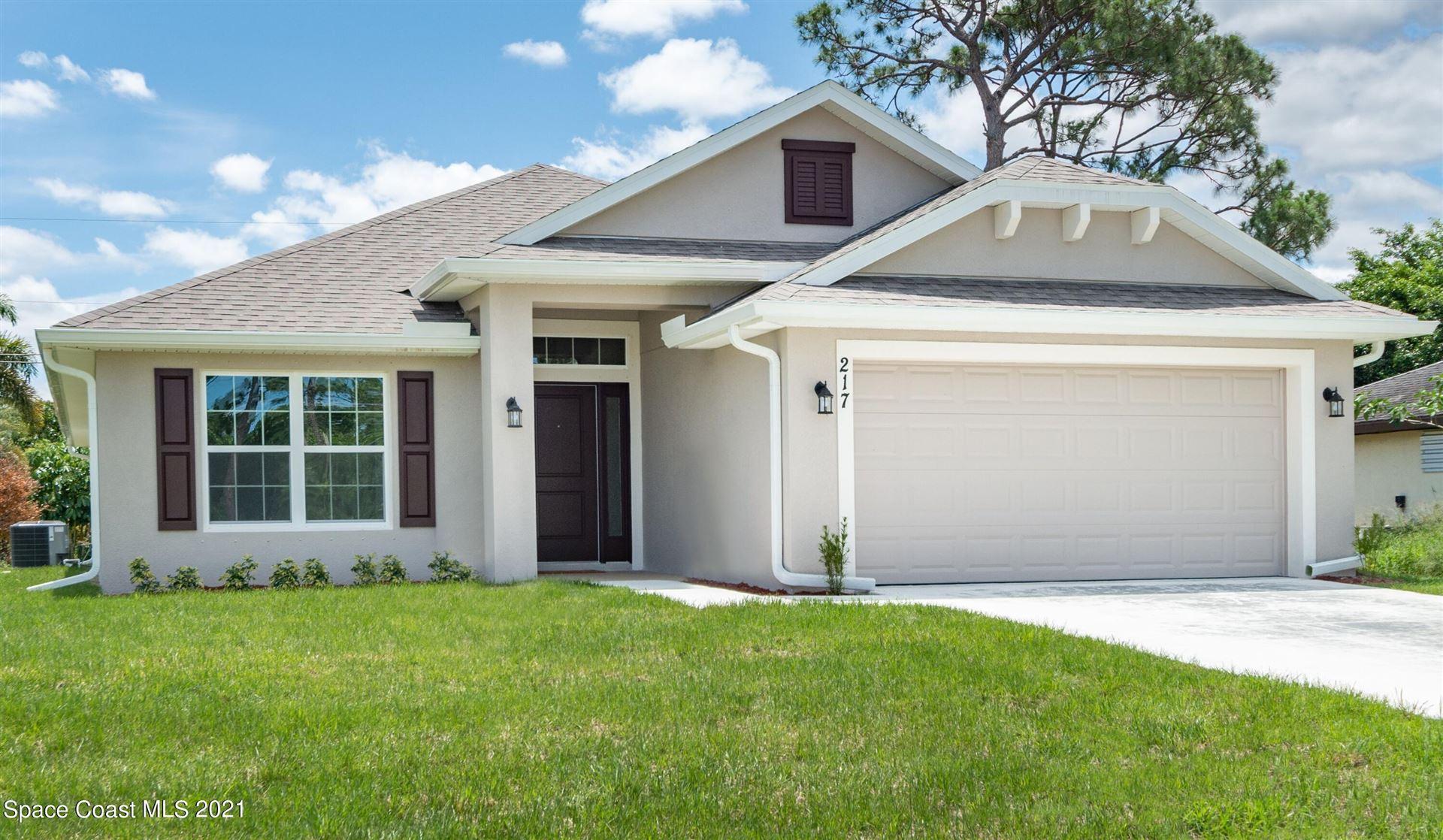 2712 Pinwherry Street, Palm Bay, FL 32907 - #: 916477