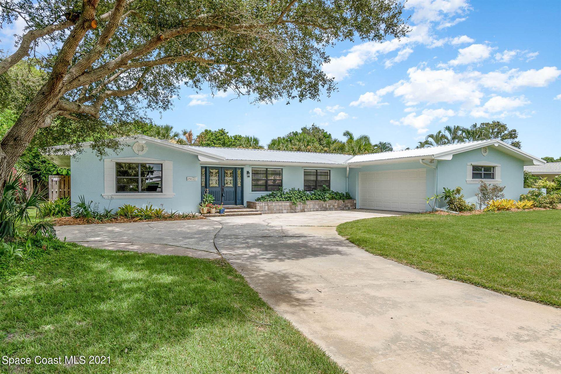 242 Miami Avenue, Indialantic, FL 32903 - #: 910480
