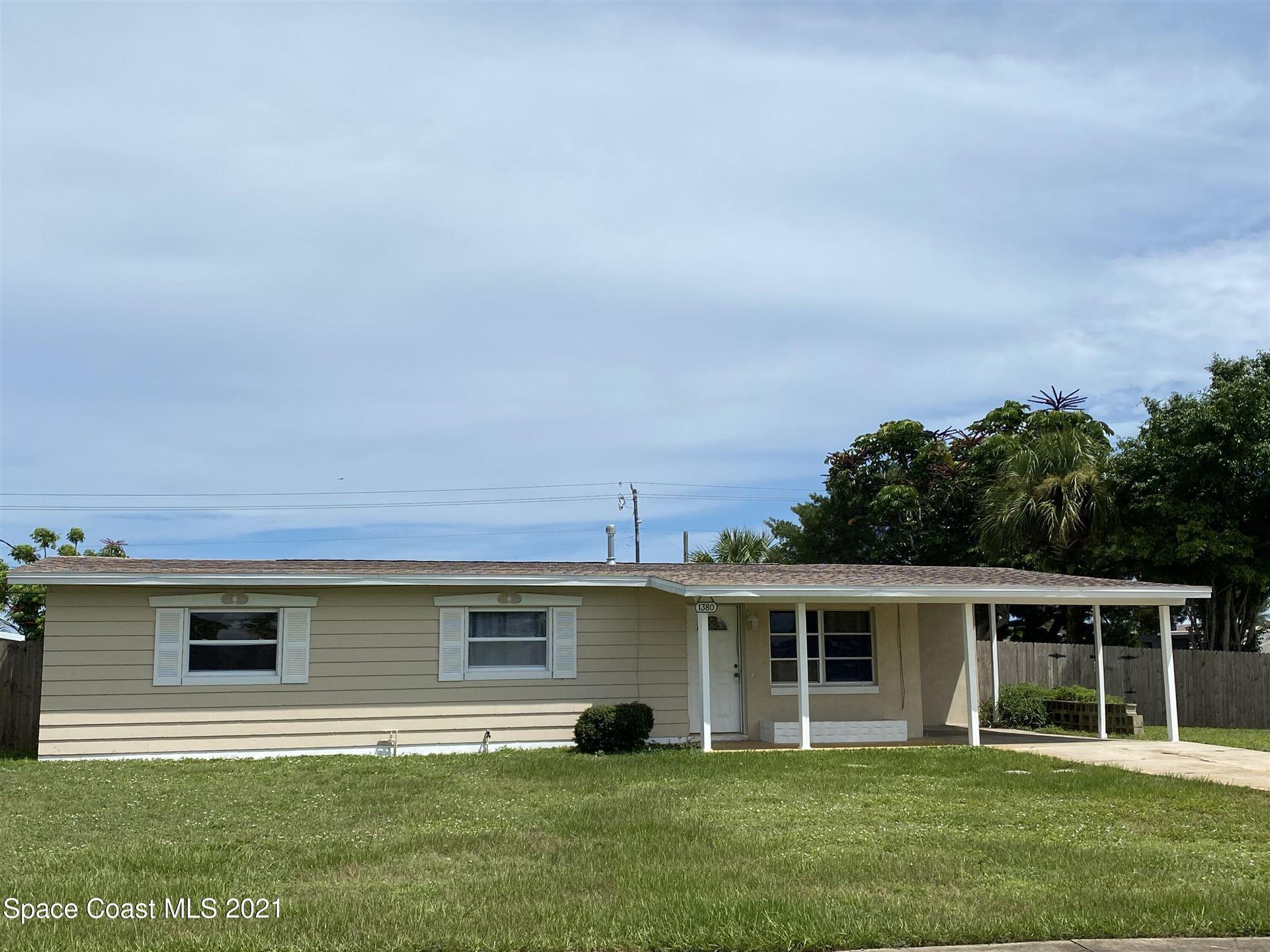 1380 Fiddler Avenue, Merritt Island, FL 32952 - #: 915481