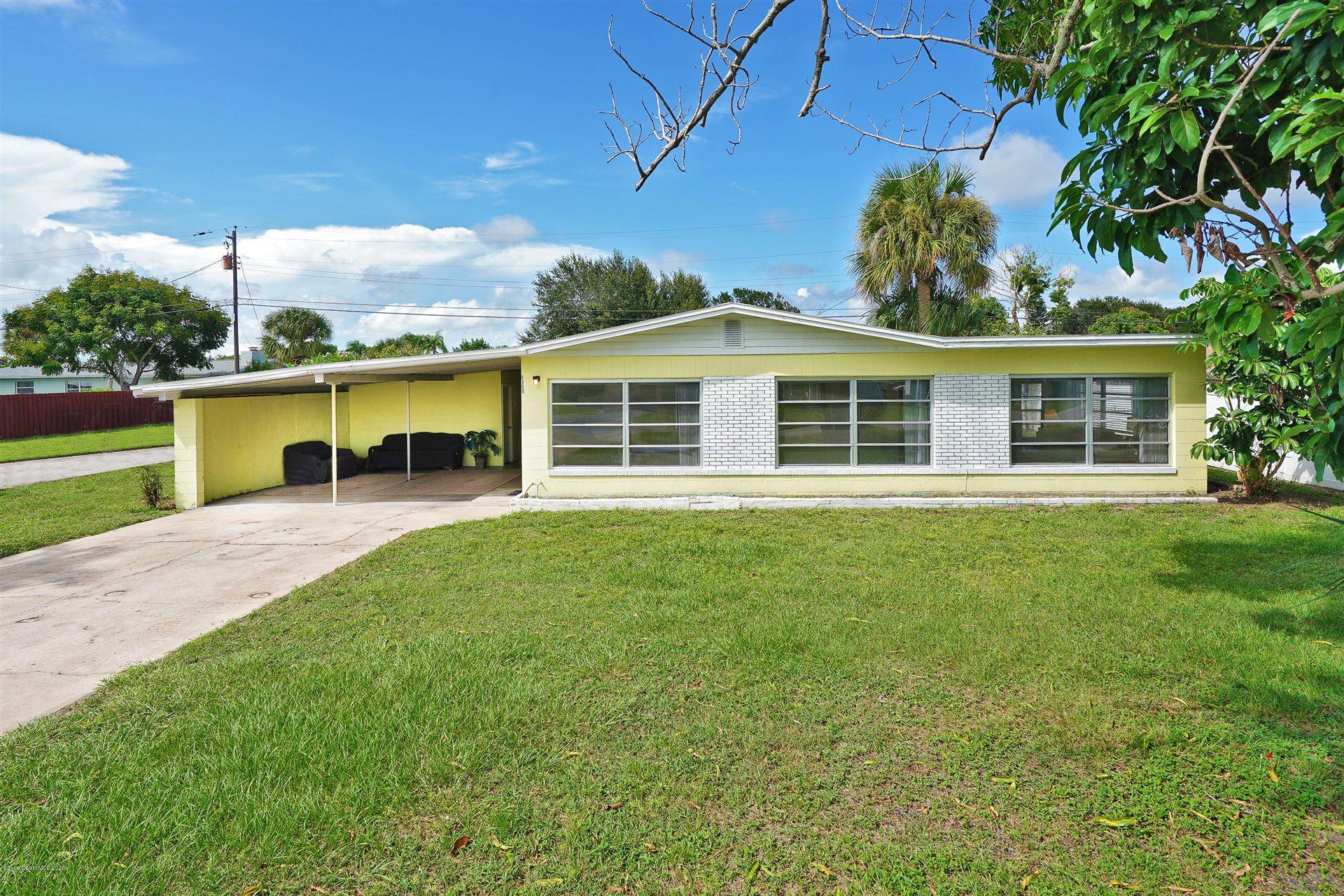 1450 Anchor Lane, Merritt Island, FL 32952 - #: 884482