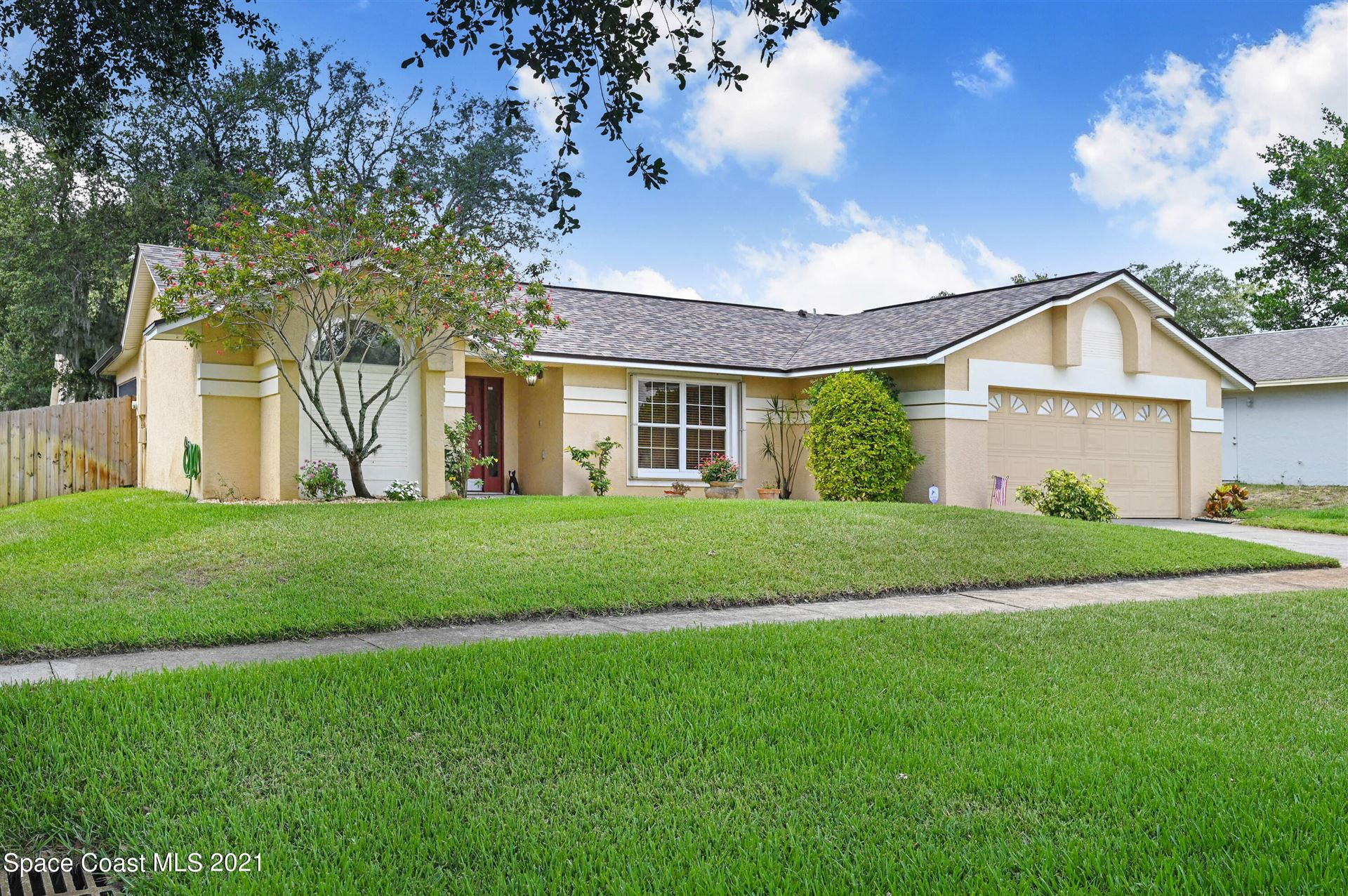 1274 Little Oak Circle, Titusville, FL 32780 - #: 907482