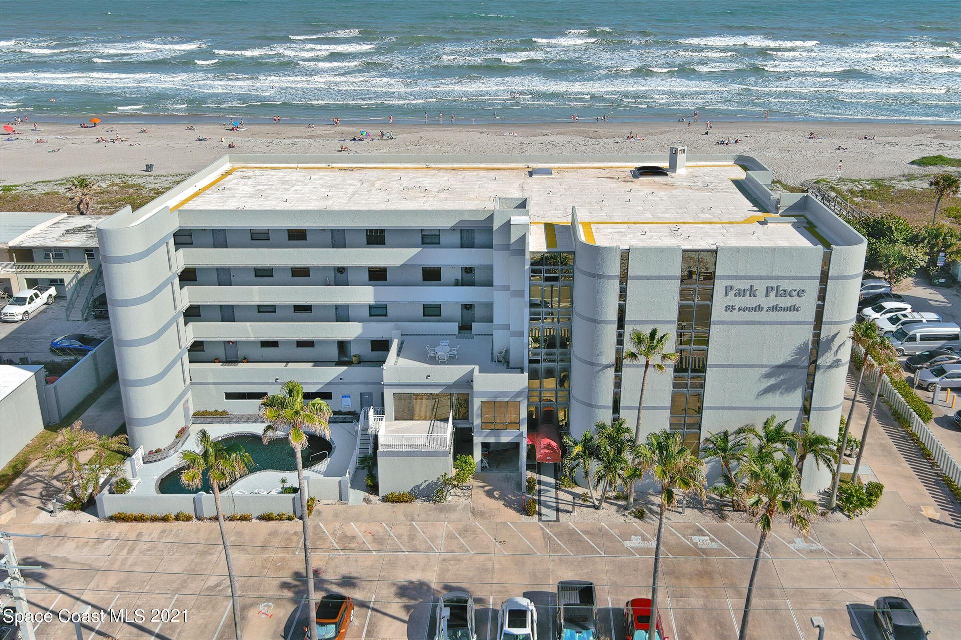 85 S Atlantic Avenue #301, Cocoa Beach, FL 32931 - #: 912484