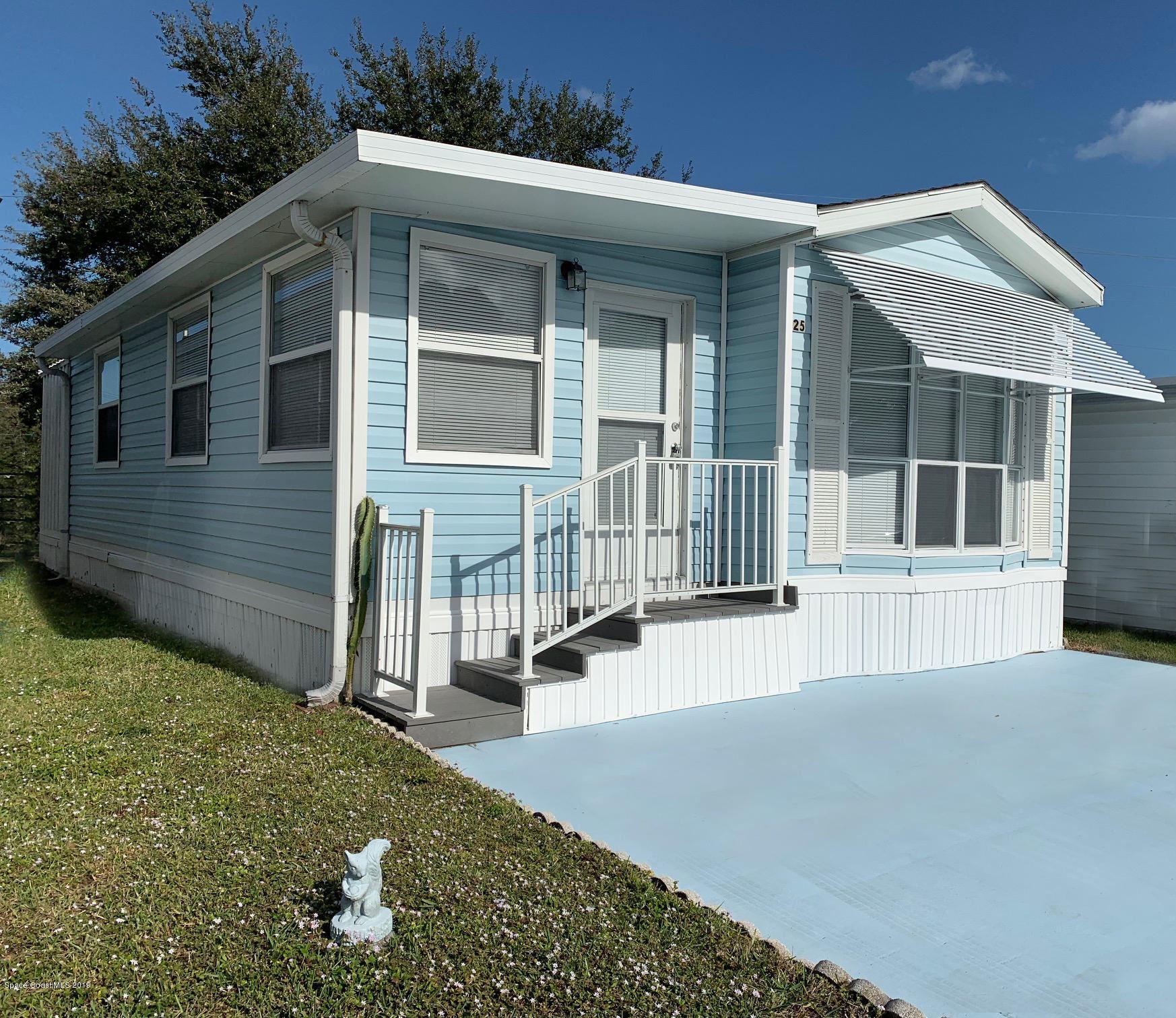 25 Washington Way, Rockledge, FL 32955 - #: 876485