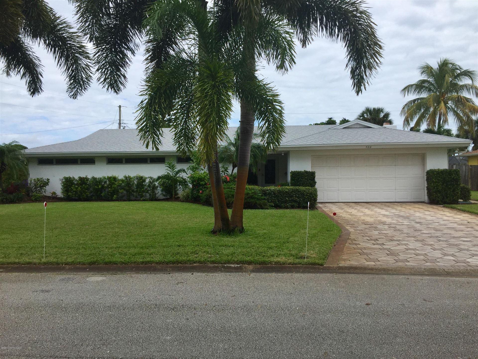 580 Harwood Avenue, Satellite Beach, FL 32937 - #: 887486