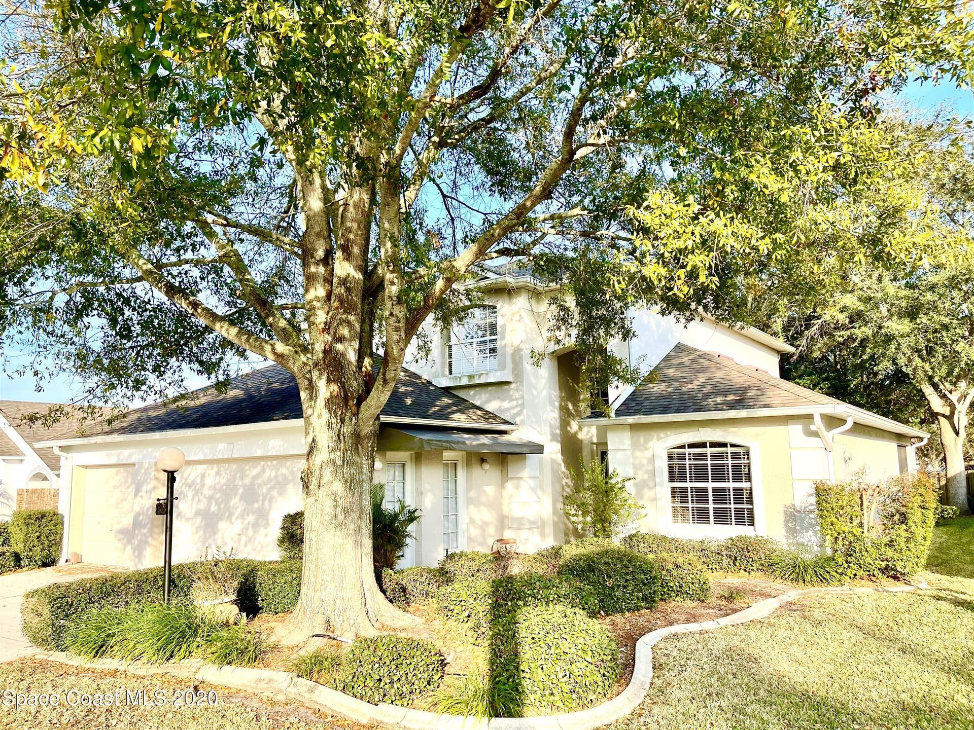 1803 Abbeyridge Drive, Merritt Island, FL 32953 - #: 895486