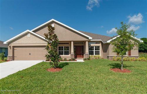 Photo of 1761 Starfish Lane, Sebastian, FL 32958 (MLS # 879487)