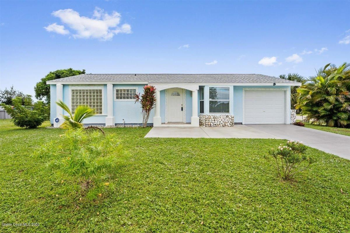 1598 Creel Road, Palm Bay, FL 32905 - #: 889489