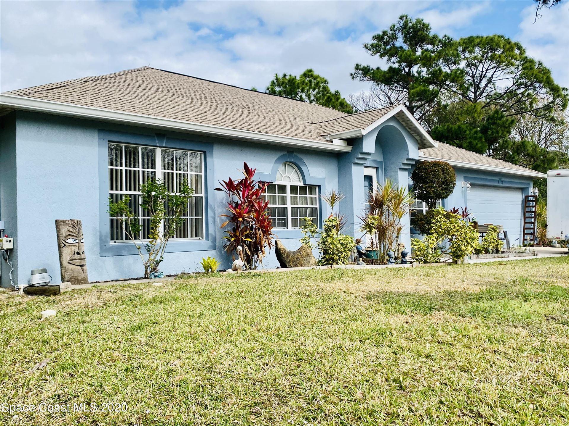 1651 Walker Street, Palm Bay, FL 32909 - #: 895491