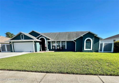 Photo of 3935 Tangle Drive, Titusville, FL 32796 (MLS # 904492)