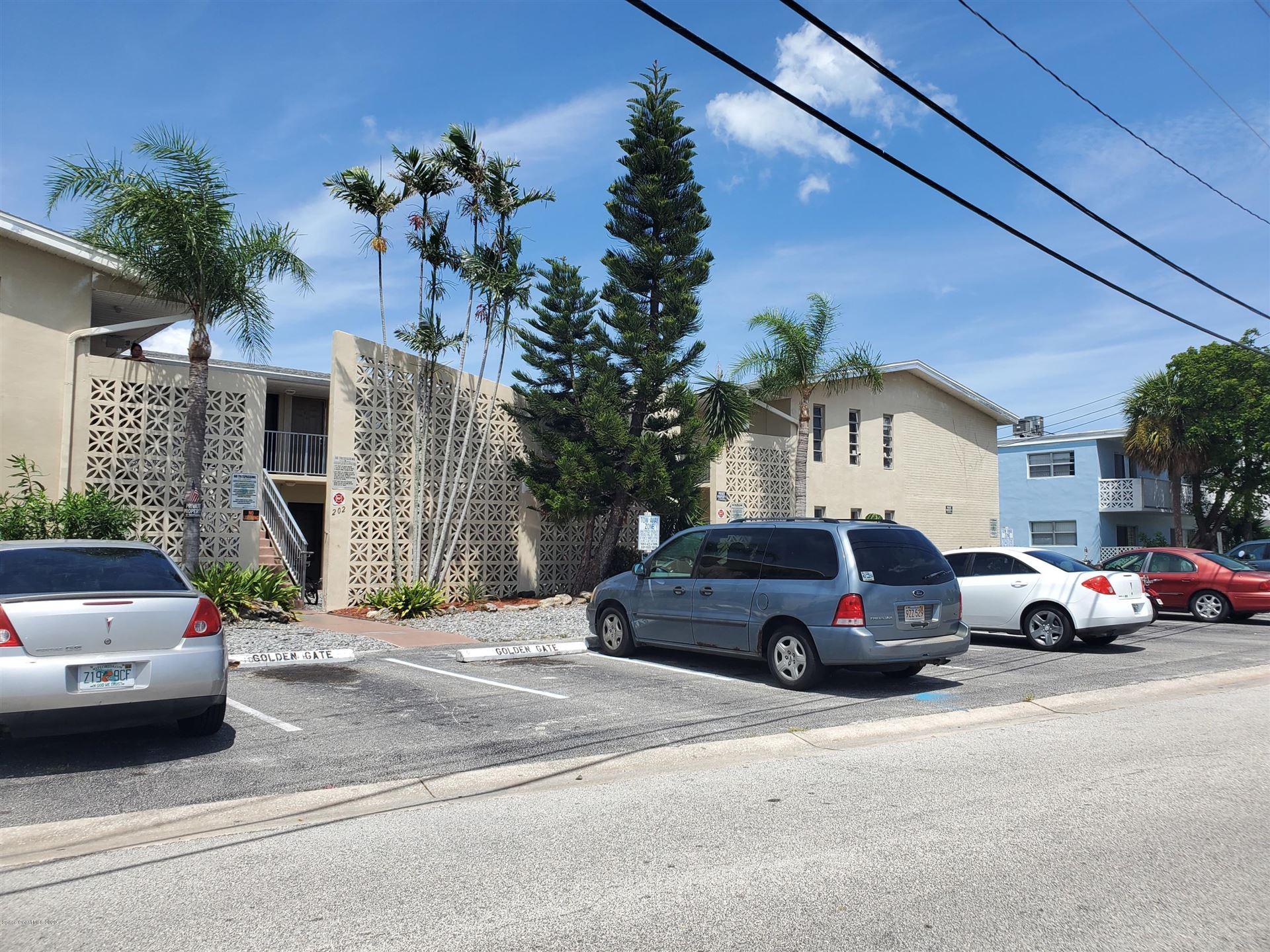 202 Caroline Street #104, Cape Canaveral, FL 32920 - #: 885492