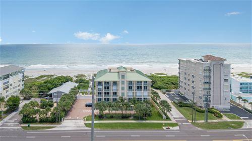 Photo of 2465 S Atlantic Avenue #201, Cocoa Beach, FL 32931 (MLS # 879493)