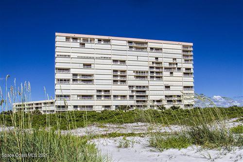 Photo of 830 N Atlantic Avenue #108, Cocoa Beach, FL 32931 (MLS # 911493)
