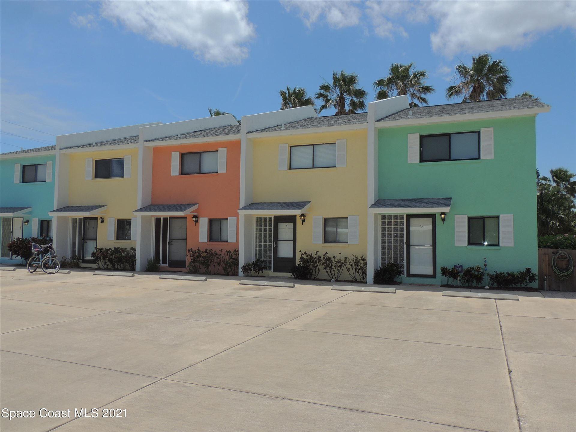 Photo for 290 N 2nd Street #3, Cocoa Beach, FL 32931 (MLS # 903495)
