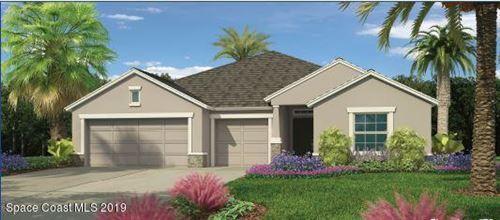Photo of 703 Gleneagles Drive, Palm Bay, FL 32908 (MLS # 882496)