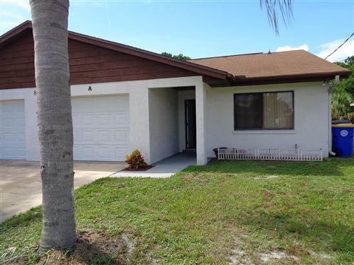 Photo of 833 Faull Drive #A, Rockledge, FL 32955 (MLS # 889496)