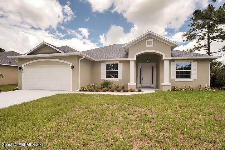 742 Merrimac Street, Palm Bay, FL 32909 - #: 910496