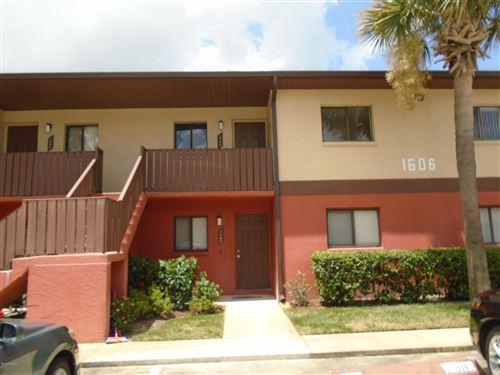 Photo of 1606 University Lane #1406, Cocoa, FL 32922 (MLS # 885497)