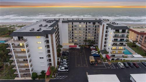 Photo of 650 N Atlantic Avenue #510, Cocoa Beach, FL 32931 (MLS # 871498)