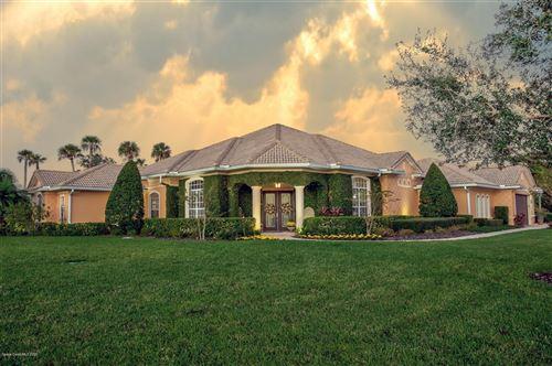 Photo of 3152 Bellwind Circle, Rockledge, FL 32955 (MLS # 890499)