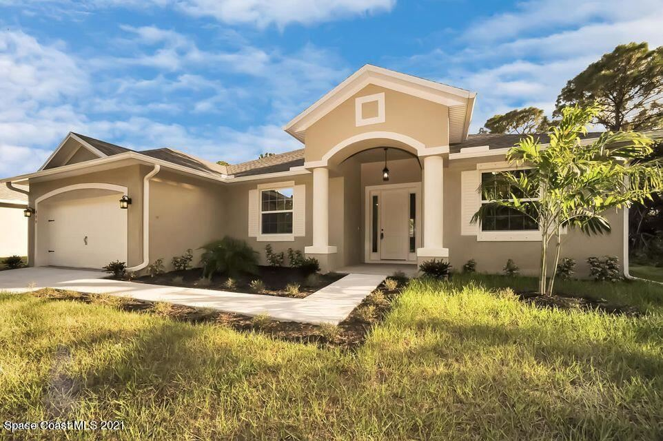 734 Merrimac Street, Palm Bay, FL 32909 - #: 910501