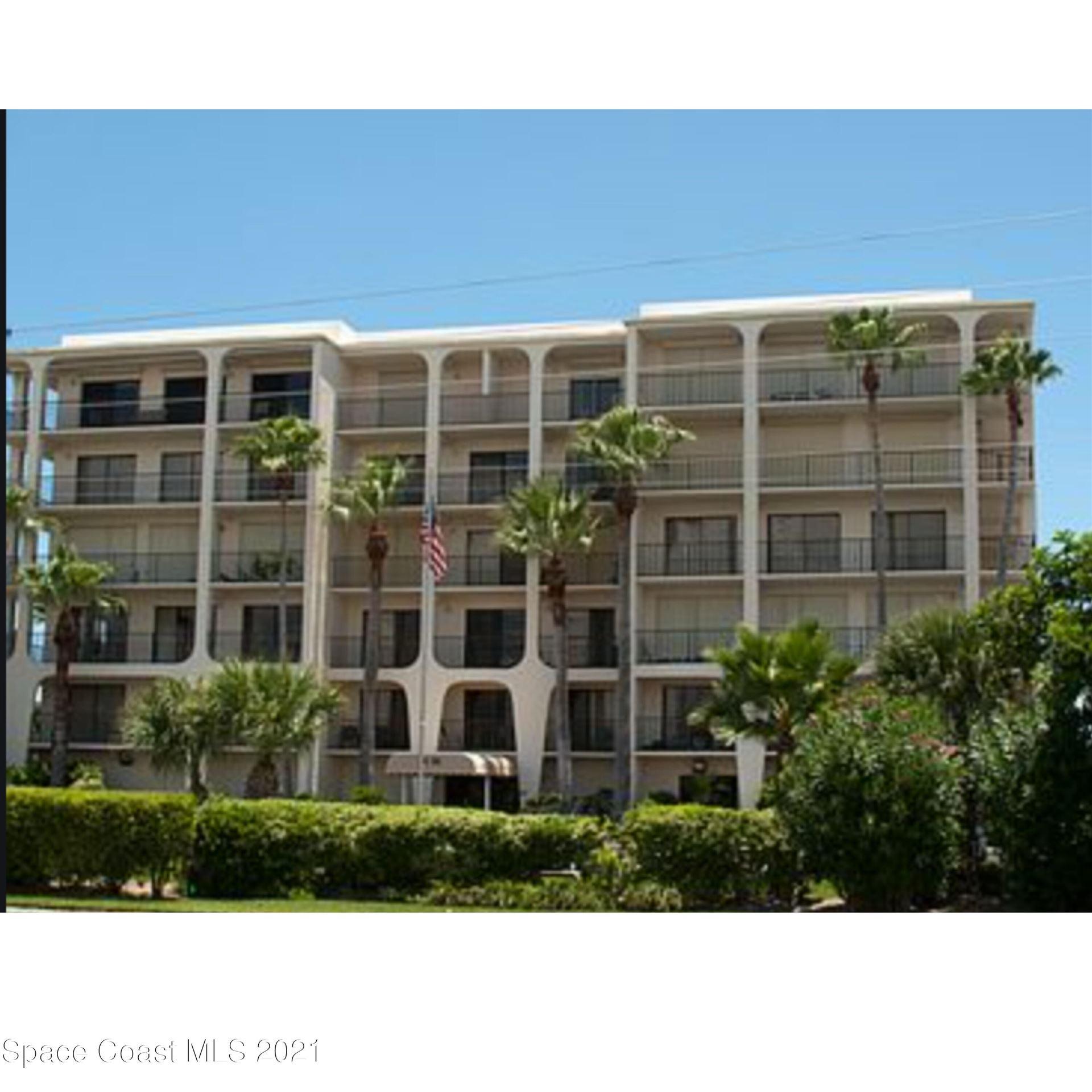 2090 N Atlantic Avenue #206, Cocoa Beach, FL 32931 - #: 905504