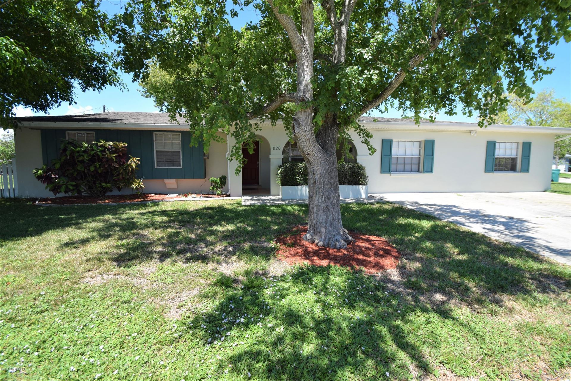 820 Hampton Drive, Palm Bay, FL 32905 - #: 882505