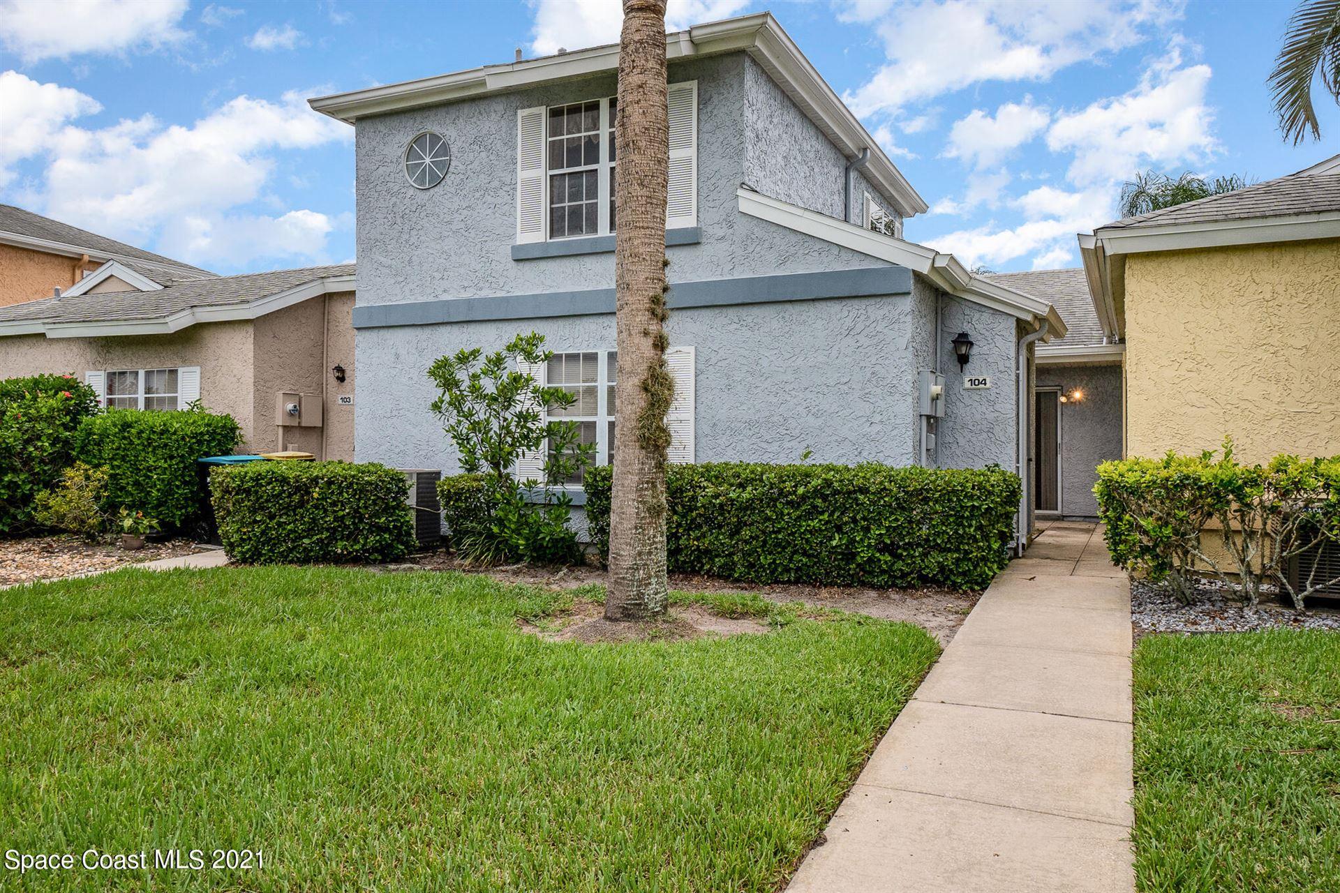1475 Malibu Circle #104, Palm Bay, FL 32905 - #: 910505