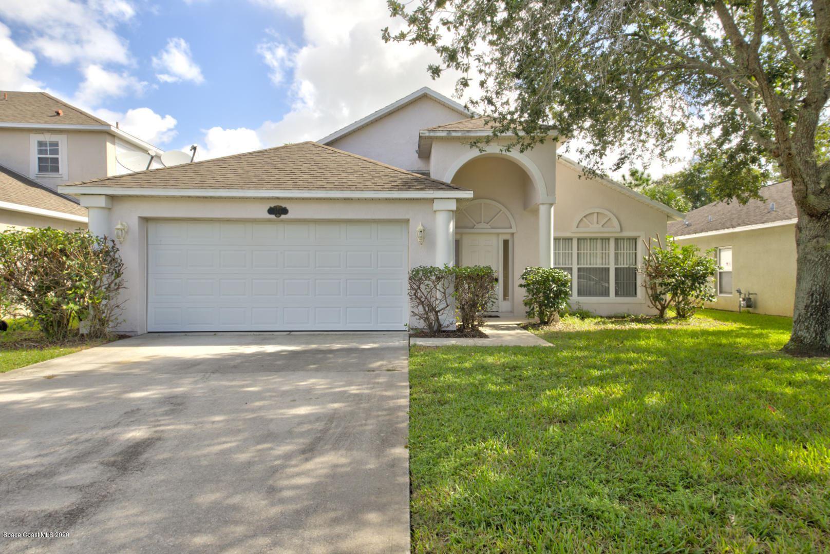 579 Macon Drive, Titusville, FL 32780 - #: 888506