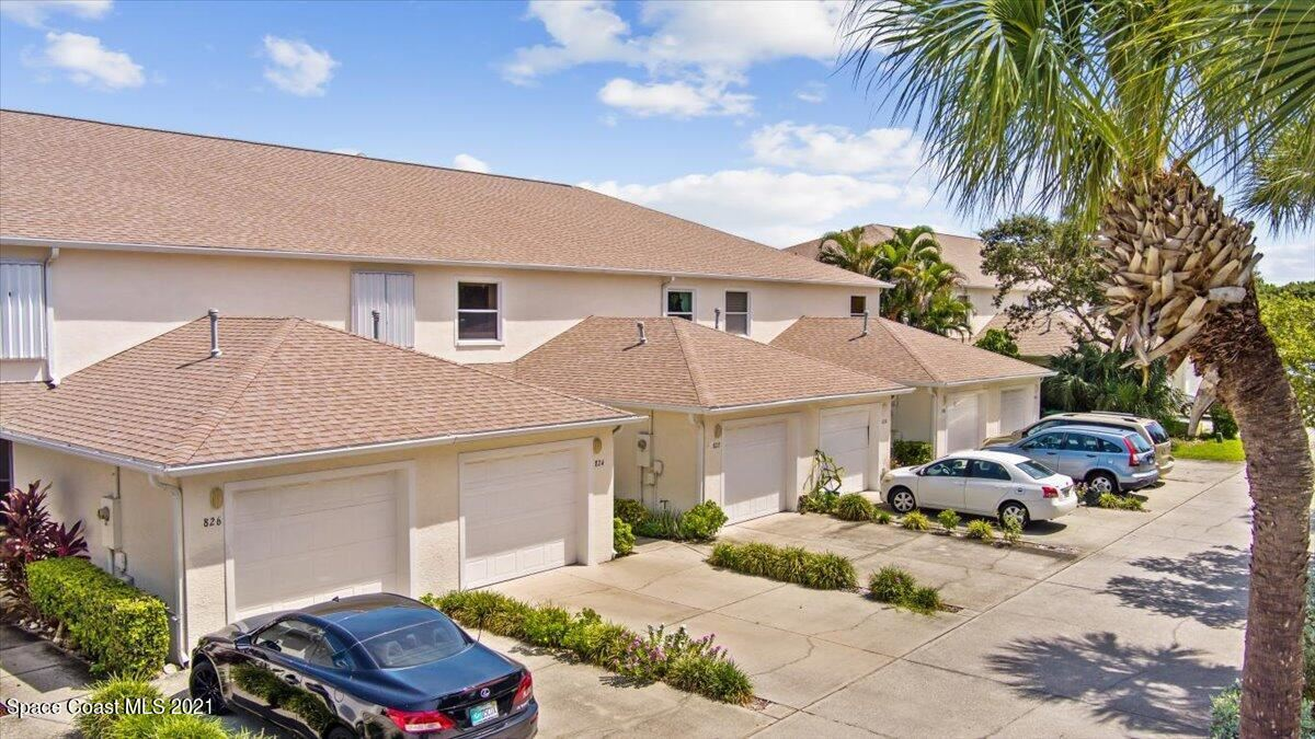 822 Mimosa Place, Indian Harbour Beach, FL 32937 - #: 913508