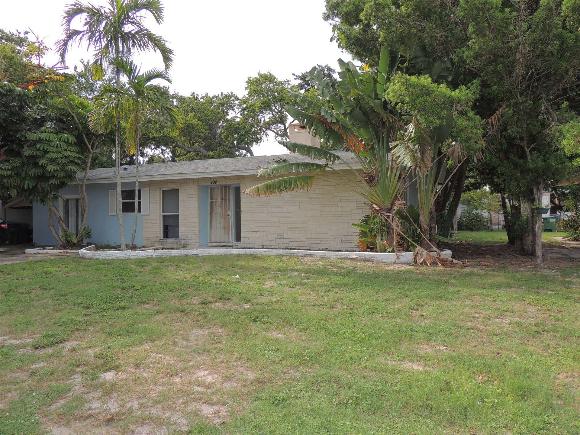 124 Harrison Avenue, Cape Canaveral, FL 32920 - #: 880509