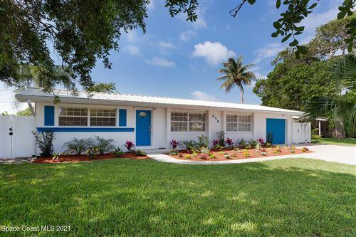 Photo of 370 Capri Road, Cocoa Beach, FL 32931 (MLS # 904510)