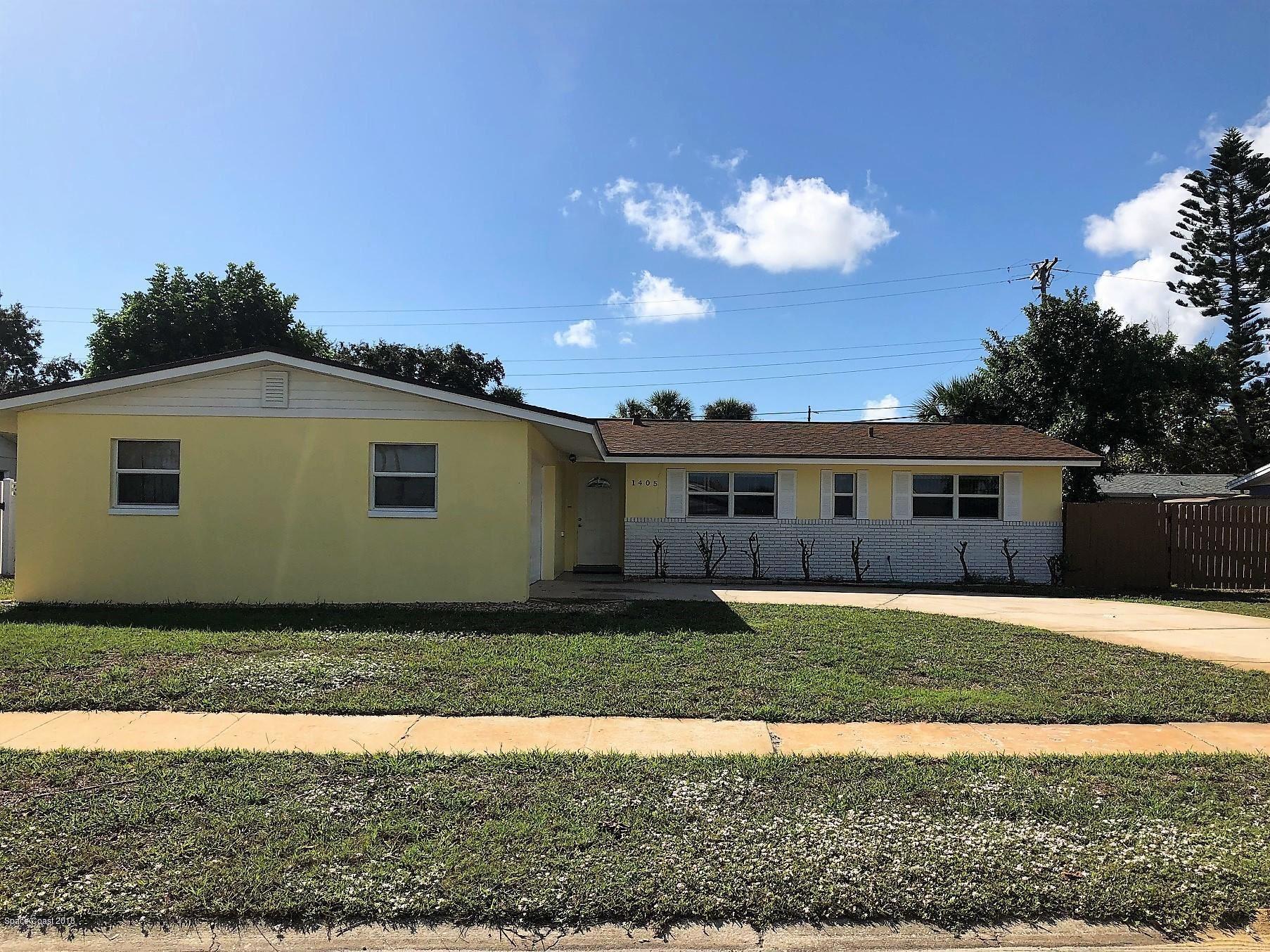 1405 S Harbor Drive, Merritt Island, FL 32952 - #: 902511