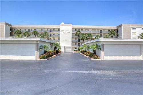 Photo of 3873 S Banana River Boulevard #203, Cocoa Beach, FL 32931 (MLS # 877513)